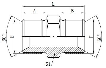 Zásuvné adaptéry BSP - samica