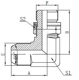 Nastaviteľný nákrutok O-krúžku BSP