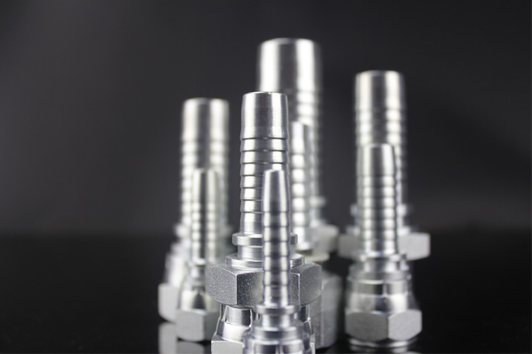 JB Metric Male Fittings