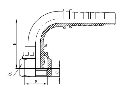 Kreslenie na jeden kus hadice