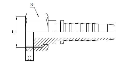 R12 Vysokotlaková hadica