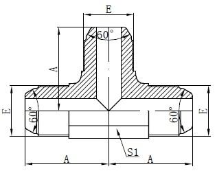 Víťaz Standard AK montážne kreslenie