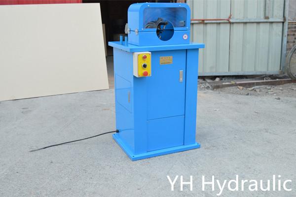stroj na hydraulické hadice